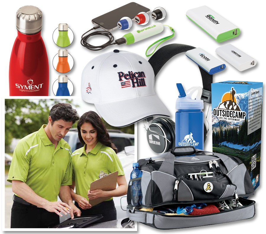 Kray Marketing - Promotional items, promo items, apparel, corporate apparel
